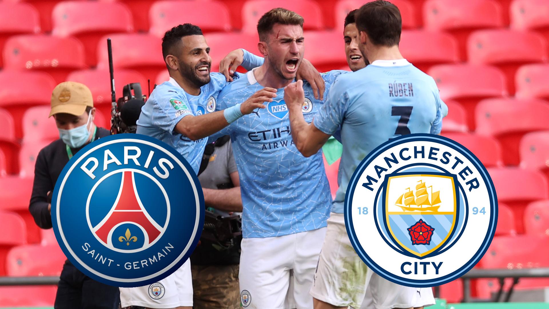 DAZN oder Sky - wo läuft PSG (Paris-Saint-Germain) vs. Manchester City  heute live im TV und LIVE-STREAM?
