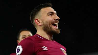 Robert Snodgrass West Ham 2018-19
