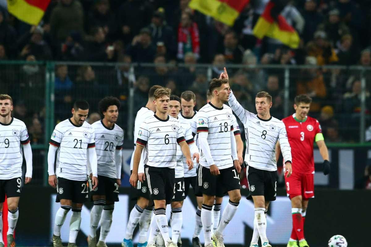 wie spät spielt deutschland heute