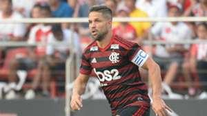 Diego São Paulo Flamengo Brasileirão 05 05 2019