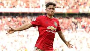 Daniel James - Manchester United
