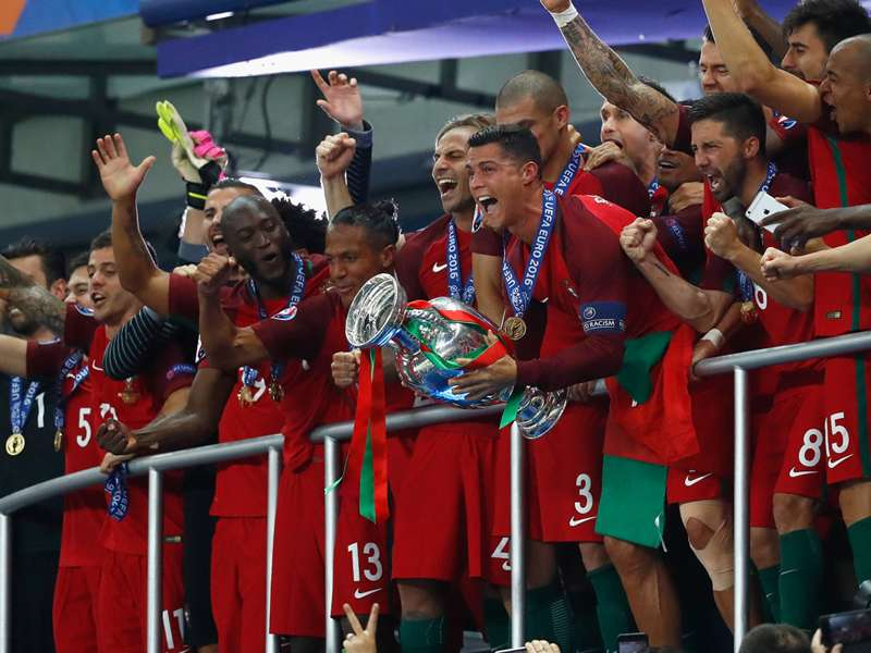 Fora do top 10: Campeão, Portugal passa longe de ter melhor aproveitamento da Euro 2016