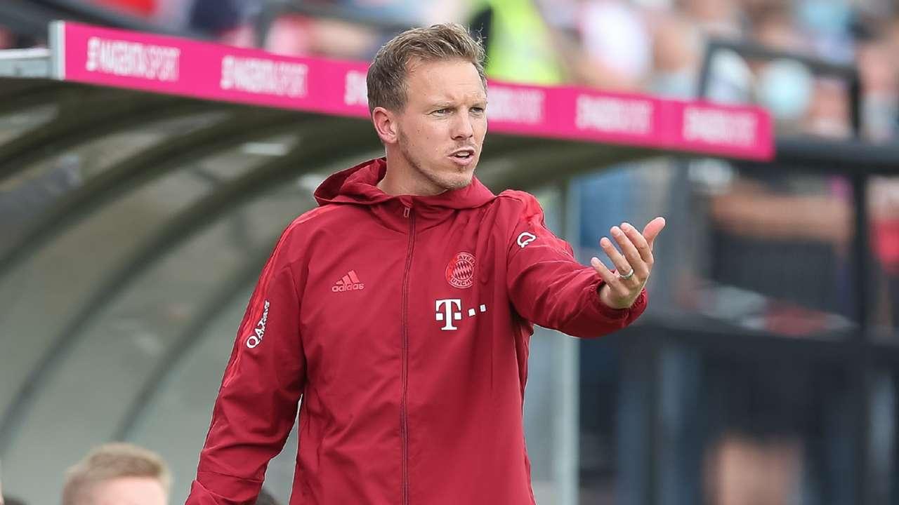Nagelsmann Bayern 2021