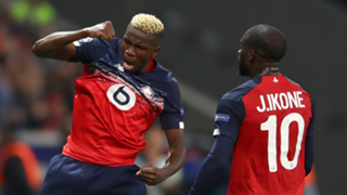 Victor Osimhen Lille 2019-20