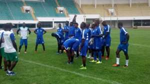 Sierra Leone B - Wafu Cup