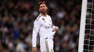 Sergio Ramos Real Madrid v Real Betis 11022019