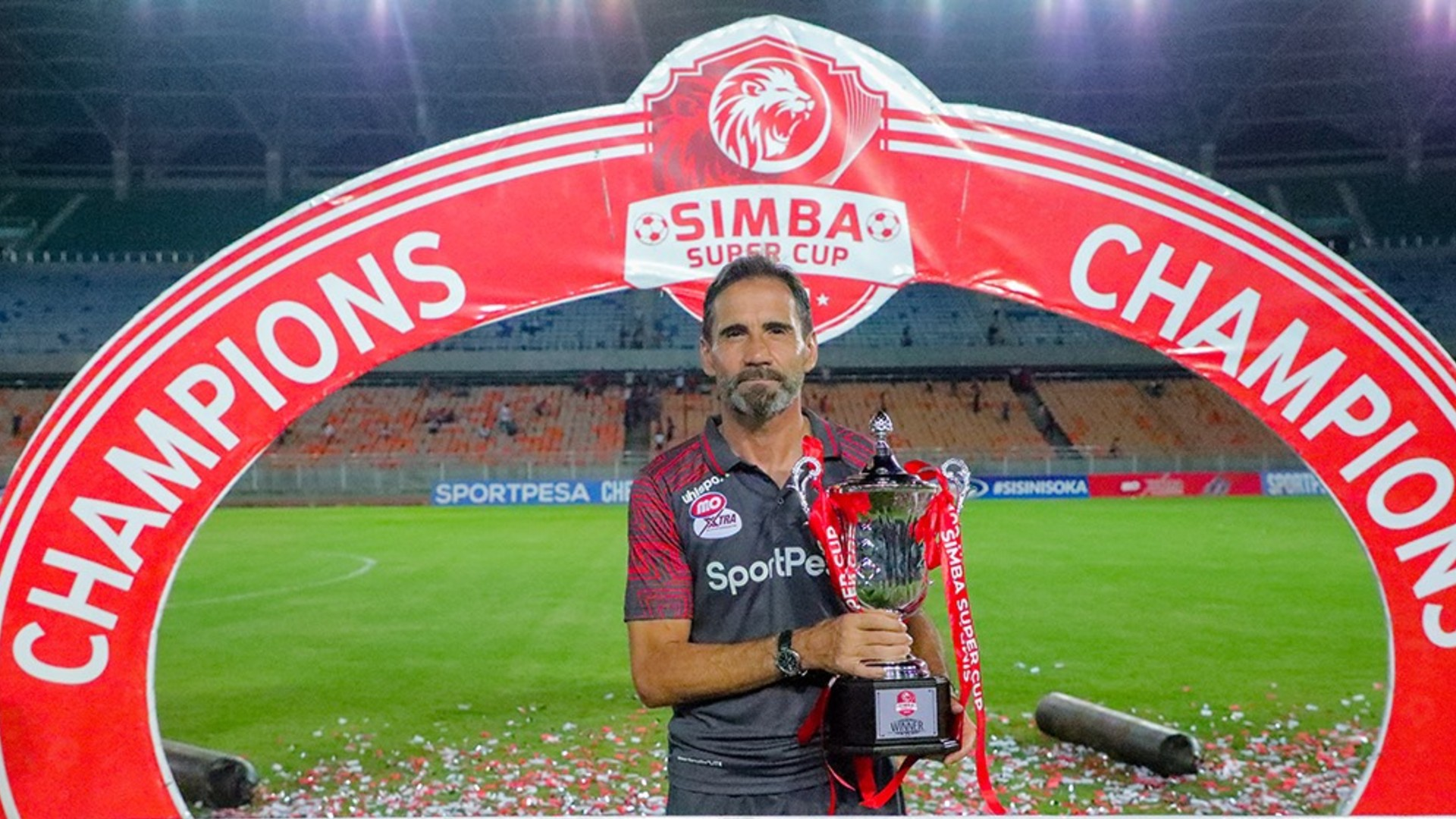 Caf Champions League: Simba SC ready to roar after Super Cup win - Da Rosa
