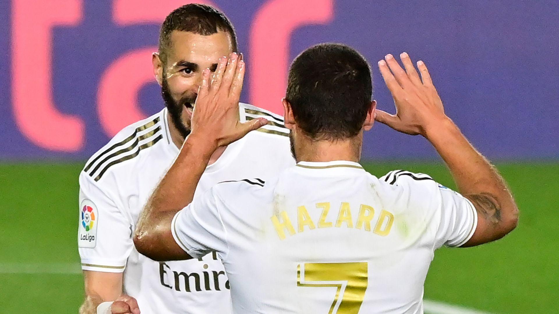 Real Madrid, Zinédine Zidane rassure à propos d'Eden Hazard