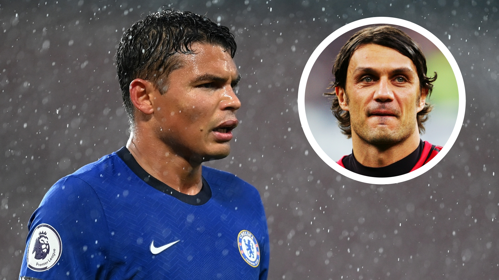 Thiago Silva dreaming of life after Chelsea as defender sets sights on Fluminense and matching AC Milan icon Maldini