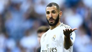 Karim Benzema Real Madrid 2019-20