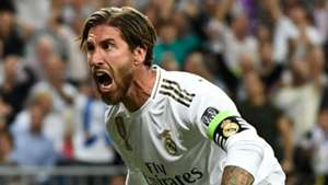Sergio Ramos Real Madrid 2019-20
