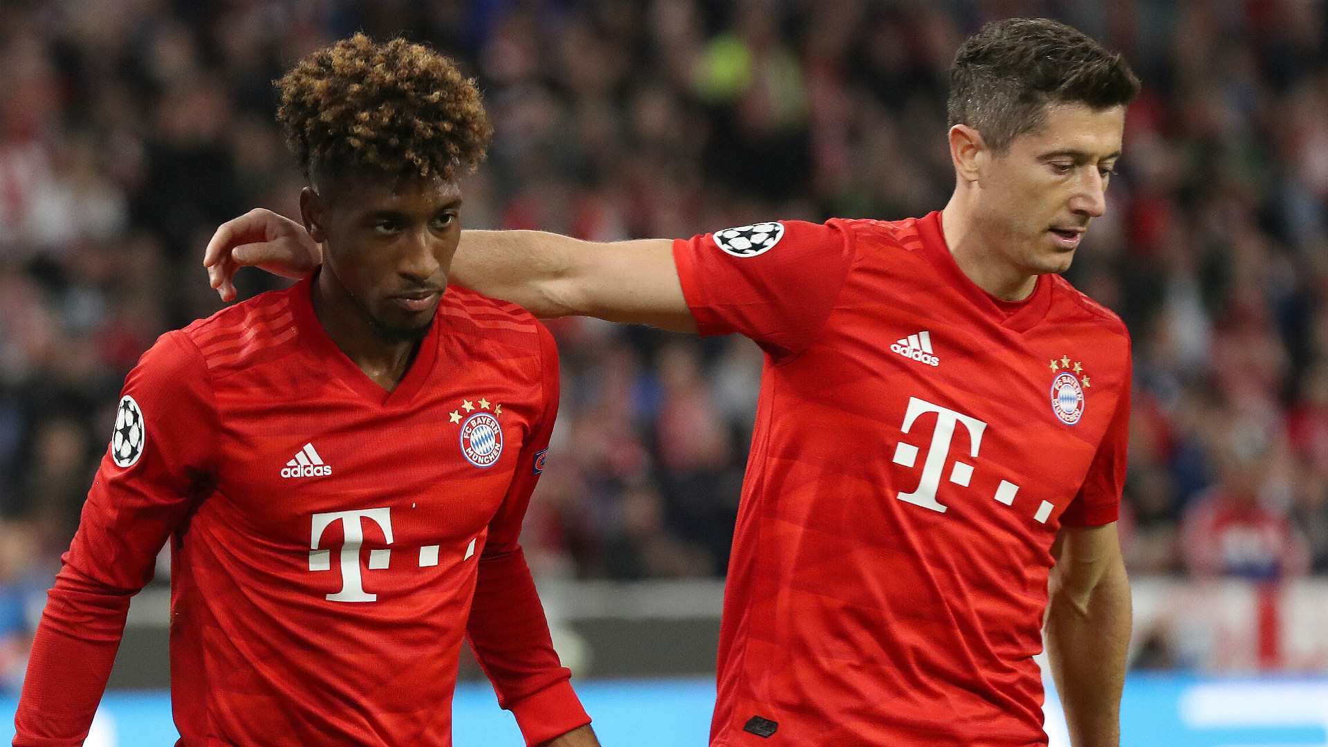 'I'm sure I'll stay at Bayern for a long time' - Coman has no plans to leave Munich
