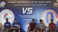 Kolkata derby pre match press conference