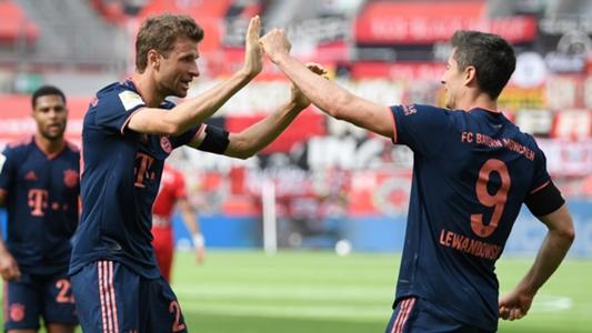 El resumen del Bayer Leverkusen 2-4 Bayern Münich, de la Bundesliga: videos, goles y estadísticas | Goal.com