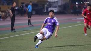 Truong Van Thai Quy Ha Noi FC vs April 25   Inter-zone play-off finals   AFC Cup 2019