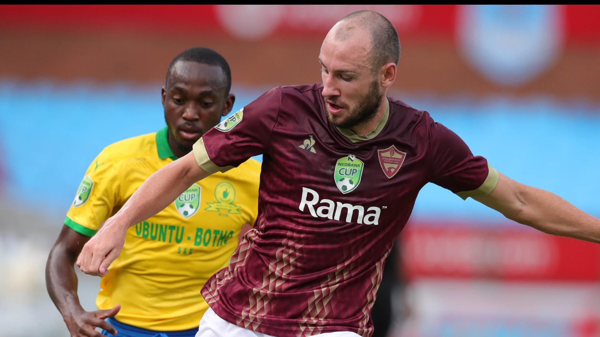 Mamelodi Sundowns 3-2 Stellenbosch FC (AET): Shalulile fires Masandawana into Nedbank Cup Last 16