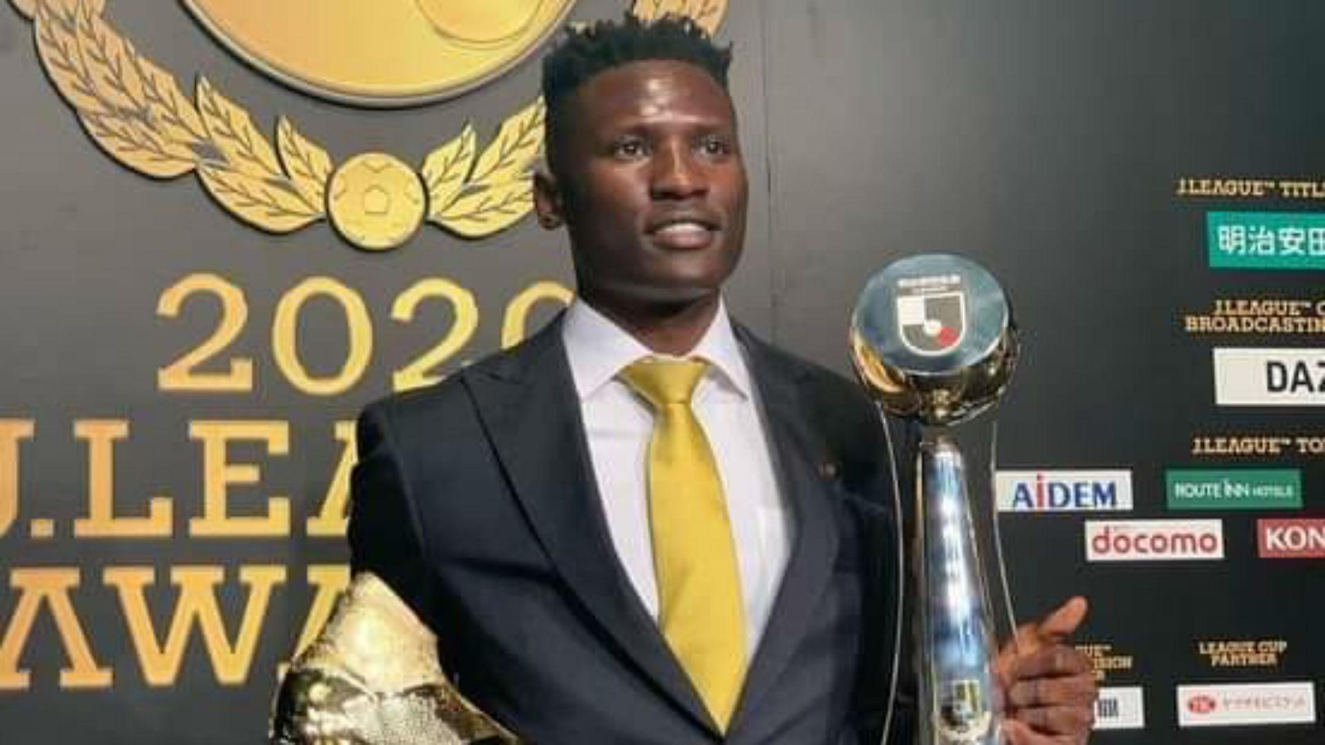 Olunga: Kenya star named J1-League MVP after winning Golden Boot