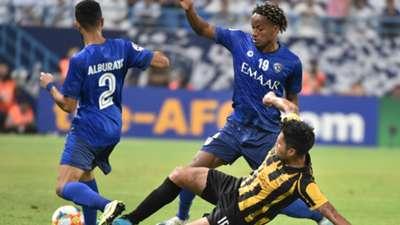 لويس خيمينيز الهلال الاتحاد السعودية دوري أبطال آسيا