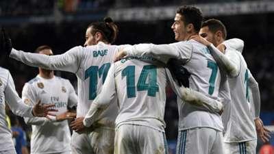 Real Madrid Getafe La Liga
