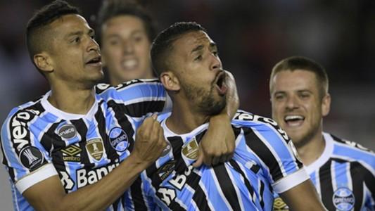 Cicero Michel gremio Libertadores 23 10 2018