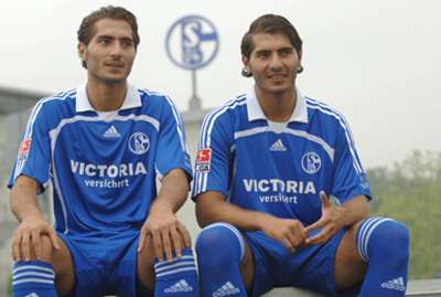 Halil Altintop Hamit Altintop Schalke 04