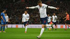 Jamie Vardy England Italy