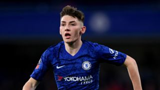 Billy Gilmour Chelsea 2019-20