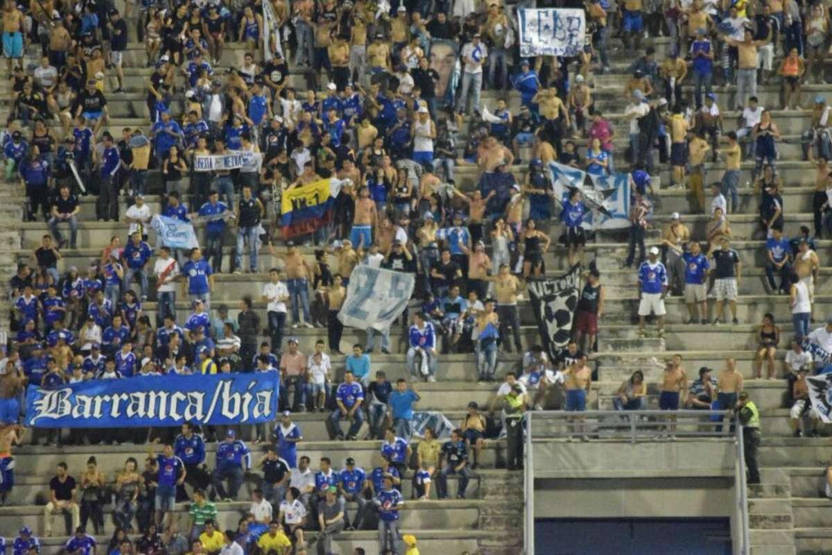 Muere Hincha De Alianza Petrolera Tras Pelea Con Barristas De Millonarios Goal Com