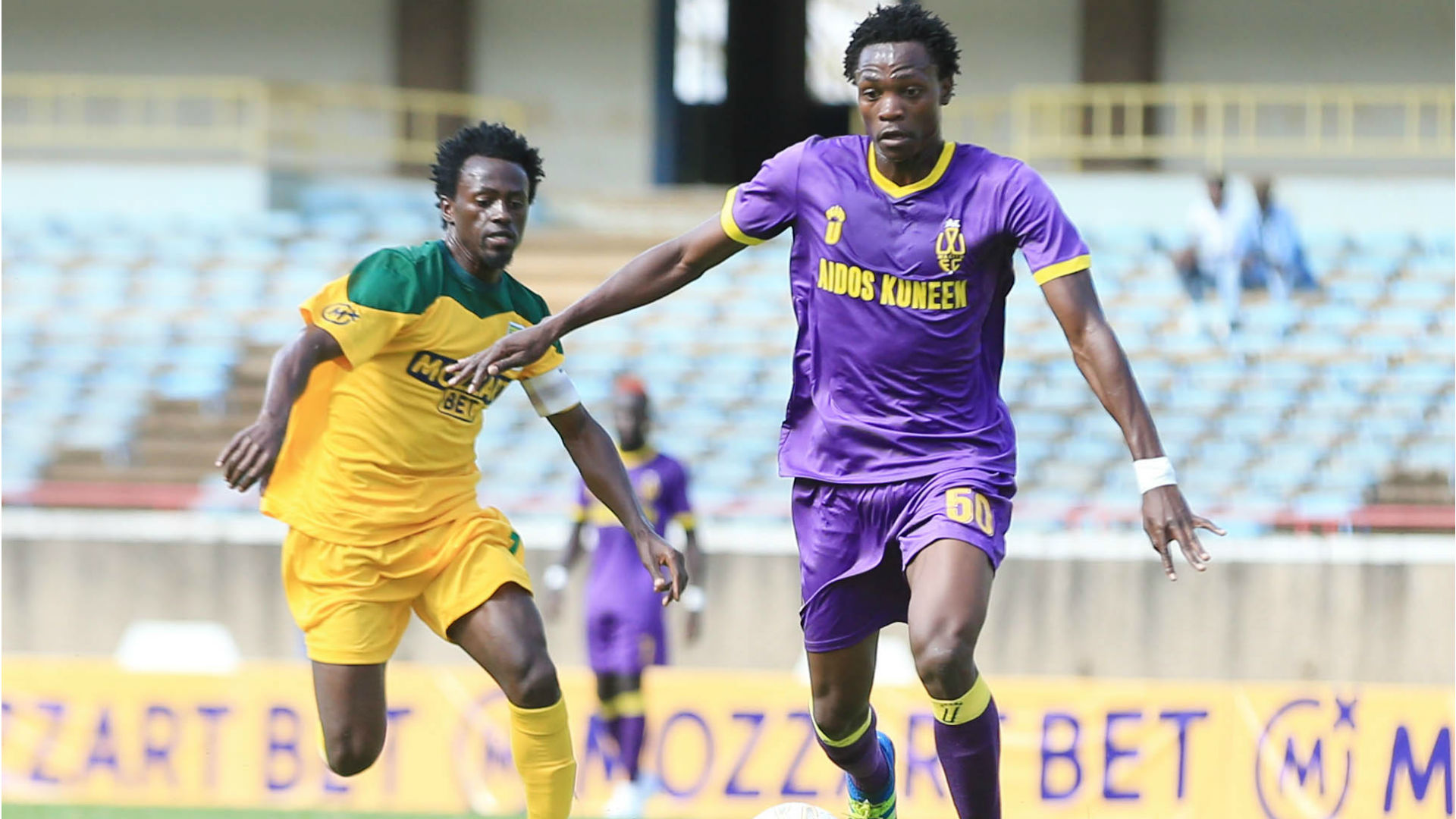 Afcon 2021 Qualifiers: Wazito FC's Musa surprised by maiden Harambee Stars call-up