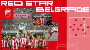 Underdog Red Star GFX
