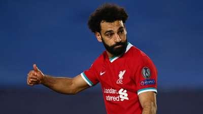 Mohamed Salah, Liverpool Champions League 2020-21