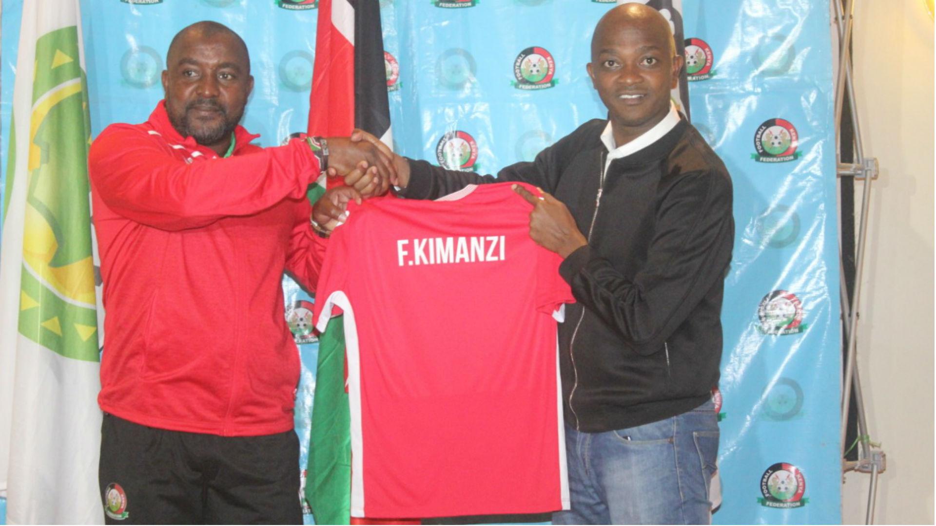 'Were these hired foreigners?' – Kimanzi blasts Mwendwa after claims Kenya lack quality players