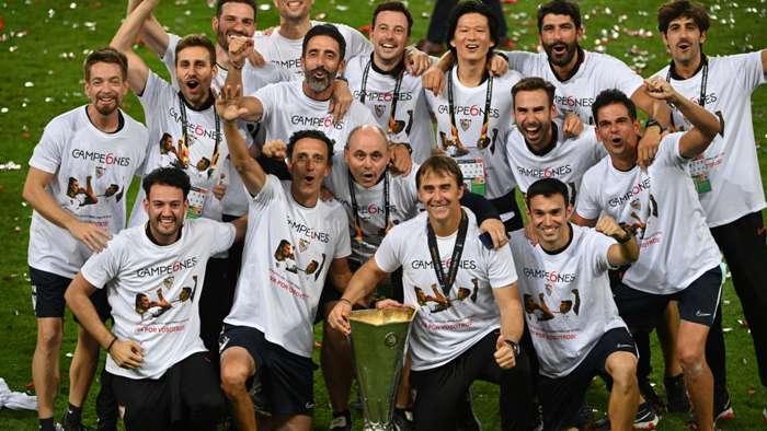 Sevilla Europa League final