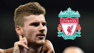 Timo Werner, Liverpool logo