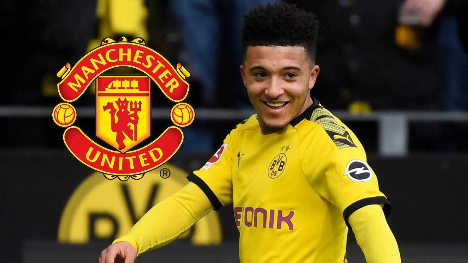 Manchester United prêt à passer à l'offensive pour Sancho
