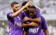 Mohammed Fayez Al Ain UAE Arabian Gulf League