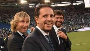 "Paratici sicuro: ""Ronaldo incarna lo spirito della Juventus"""