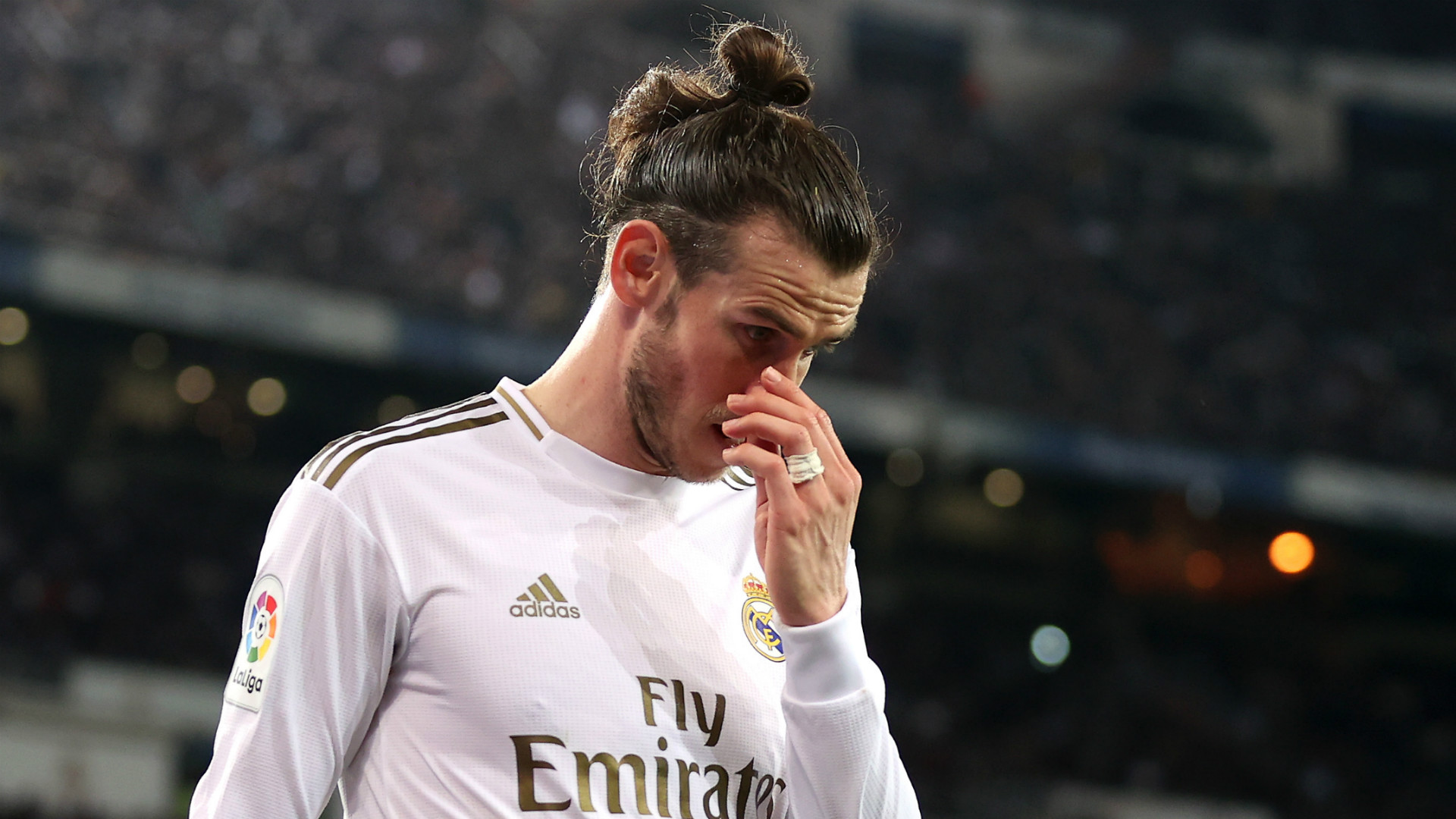 Real Madrid, Gareth Bale ne comprend pas les sifflets