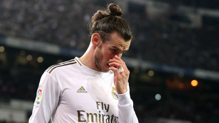 Gareth Bale Real Madrid 2019-20