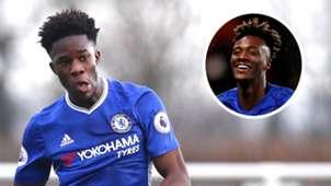 Ike Ugbo Tammy Abraham Chelsea