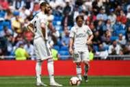 Benzema Modric Real Madrid Betis LaLiga