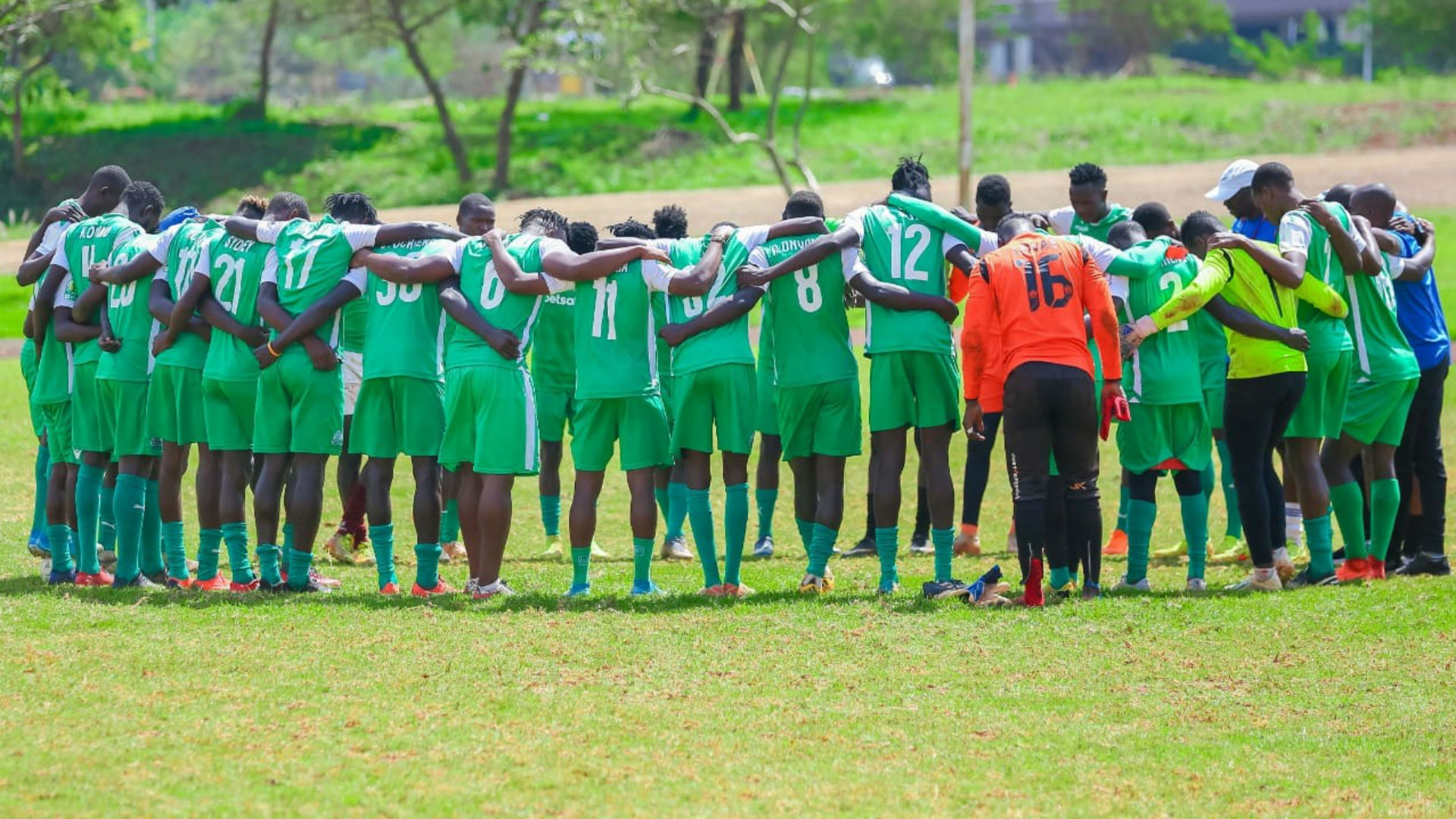 Caf Champions League: Gor Mahia players still at home waiting for pay