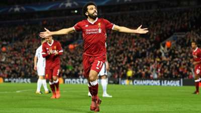 Liverpool Maribor Champions League Salah