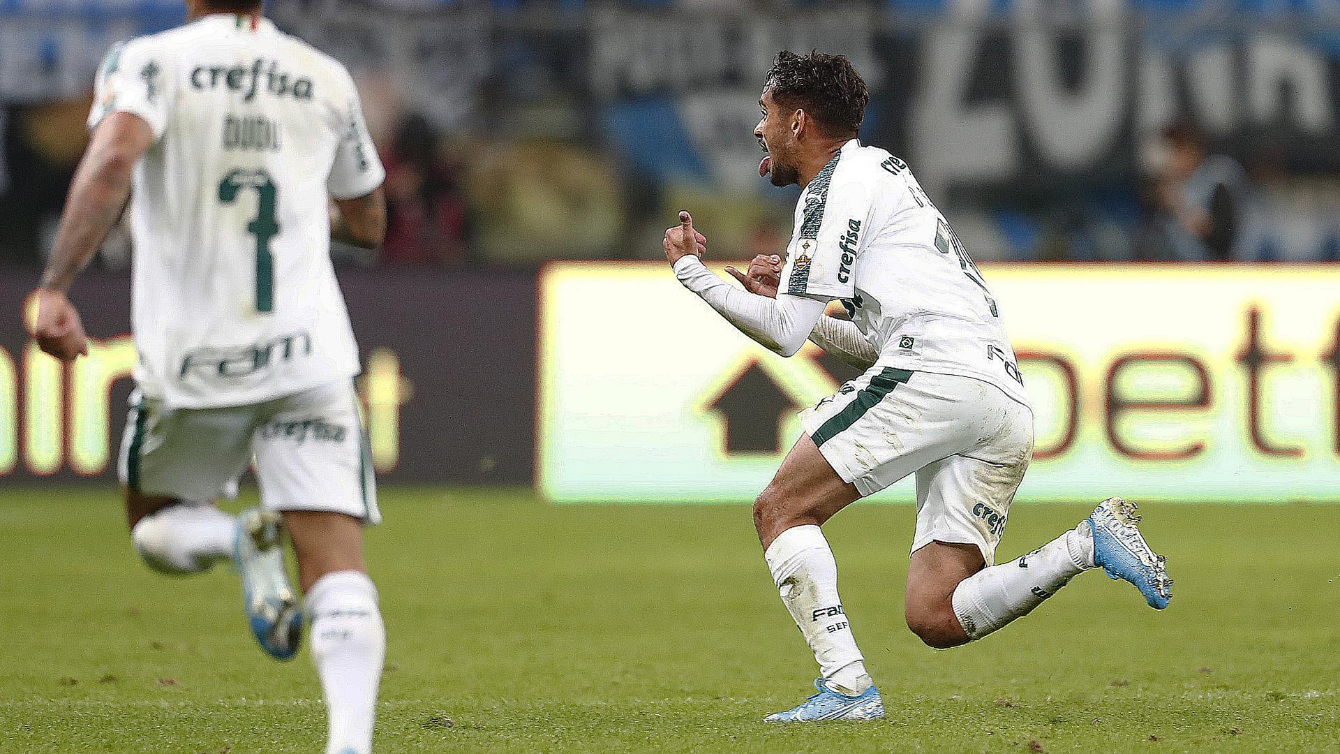 Grêmio 0 X 1 Palmeiras Com Golaço De Scarpa Verdão Larga Na Frente E Garante Vantagem Para O Jogo De Volta Goal Com