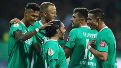 Leonardo Bittencourt Werder Bremen DFB Pokal 2020