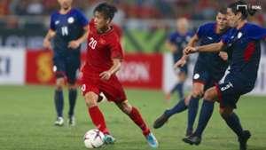 Phan Van Duc Vietnam AFF Cup 2018