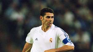 Fernando Hierro Real Madrid 2001-02