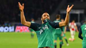 Lucas Moura Tottenham Ajax Champions League 2019