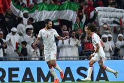 Ali Mabkhout & Mohamed Abdulrahman - UAE : Asian Cup 2019