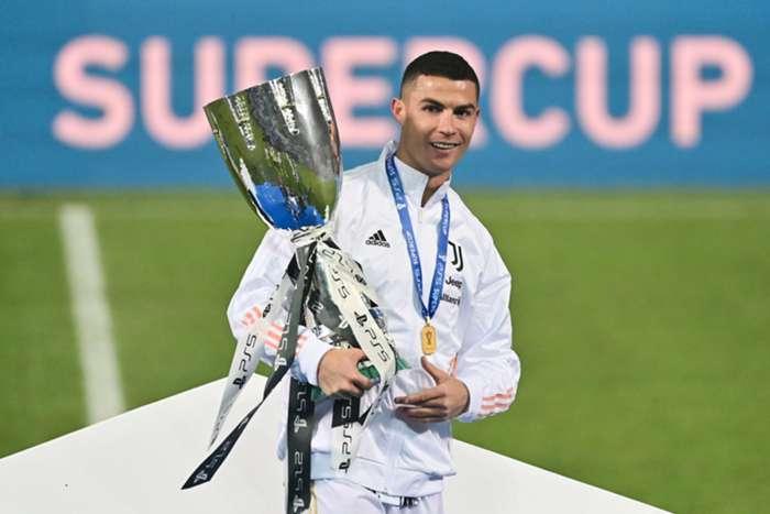 Ronaldo Supercoppa 2021